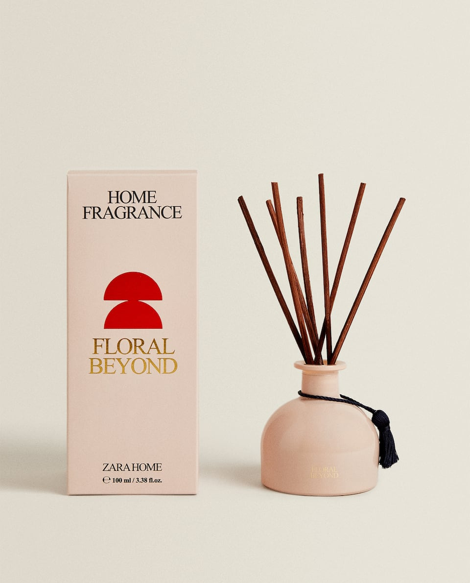 (100 ML) FLORAL BEYOND REED DIFFUSER