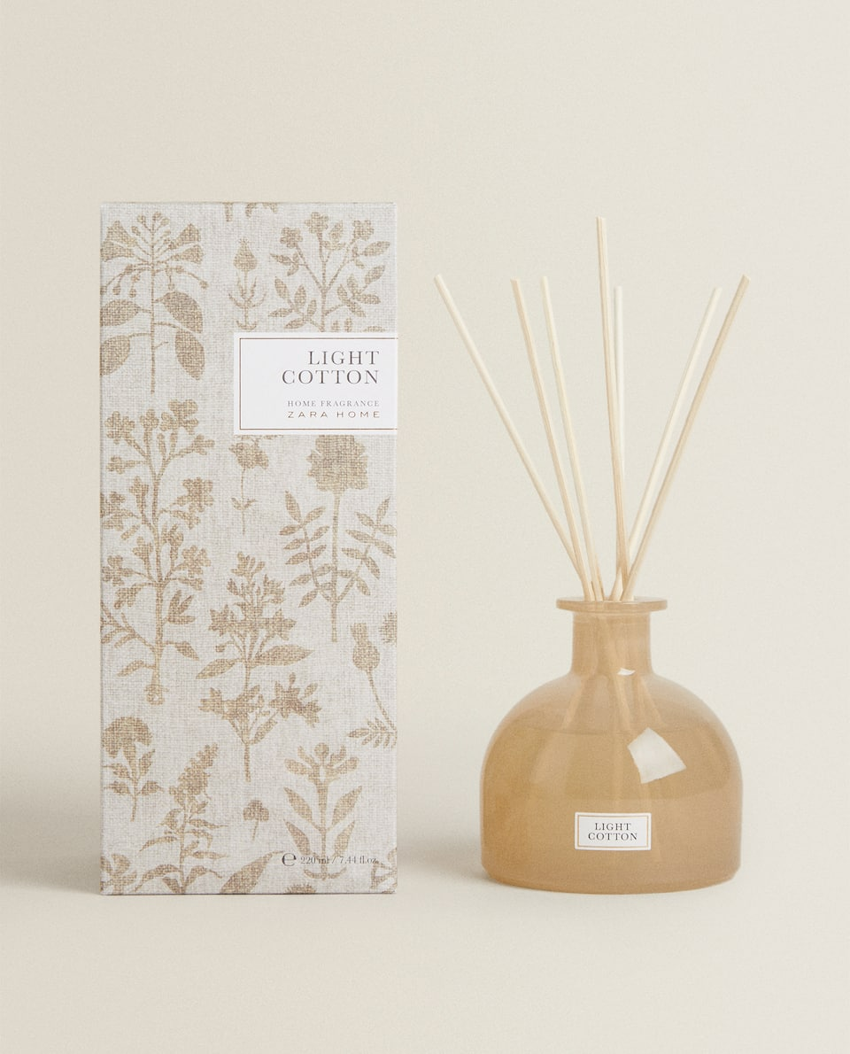 LIGHT COTTON REED DIFFUSER (220 ML)