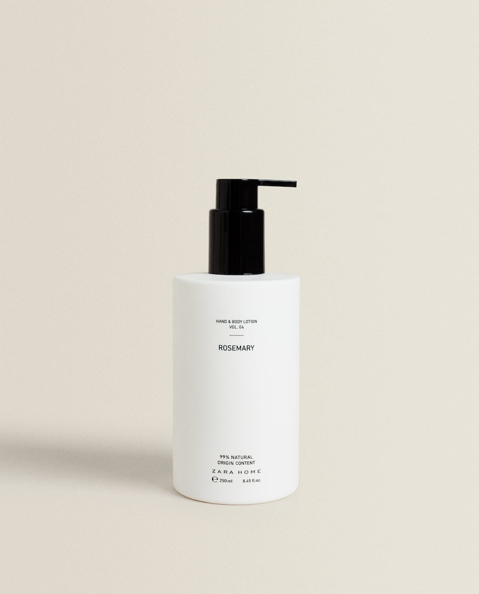 (250 ML) ROSEMARY BODY LOTION