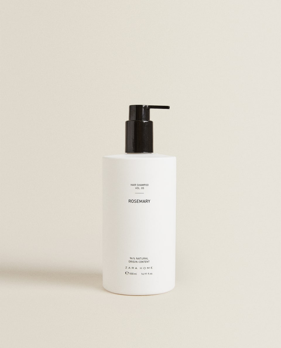 (500 ML) SHAMPOO ROSEMARY