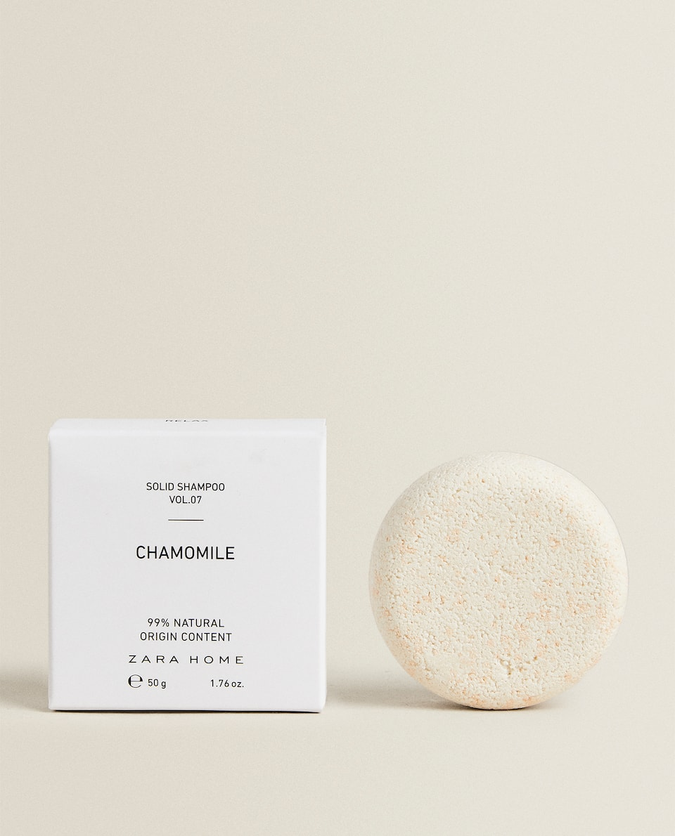 (50 G) SHAMPOOING SOLIDE CHAMOMILE