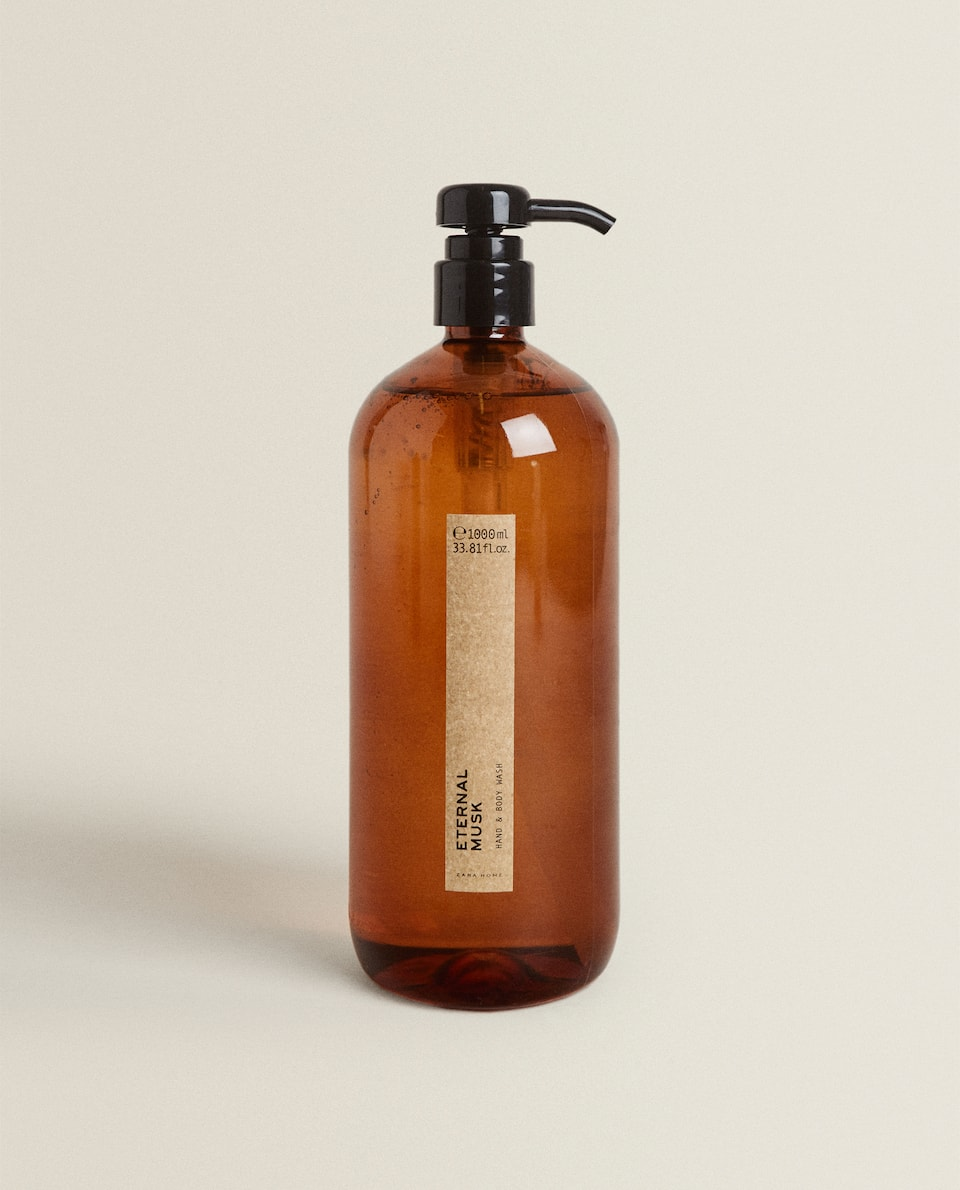 ETERNAL MUSK LIQUID BODY SOAP (1 L)
