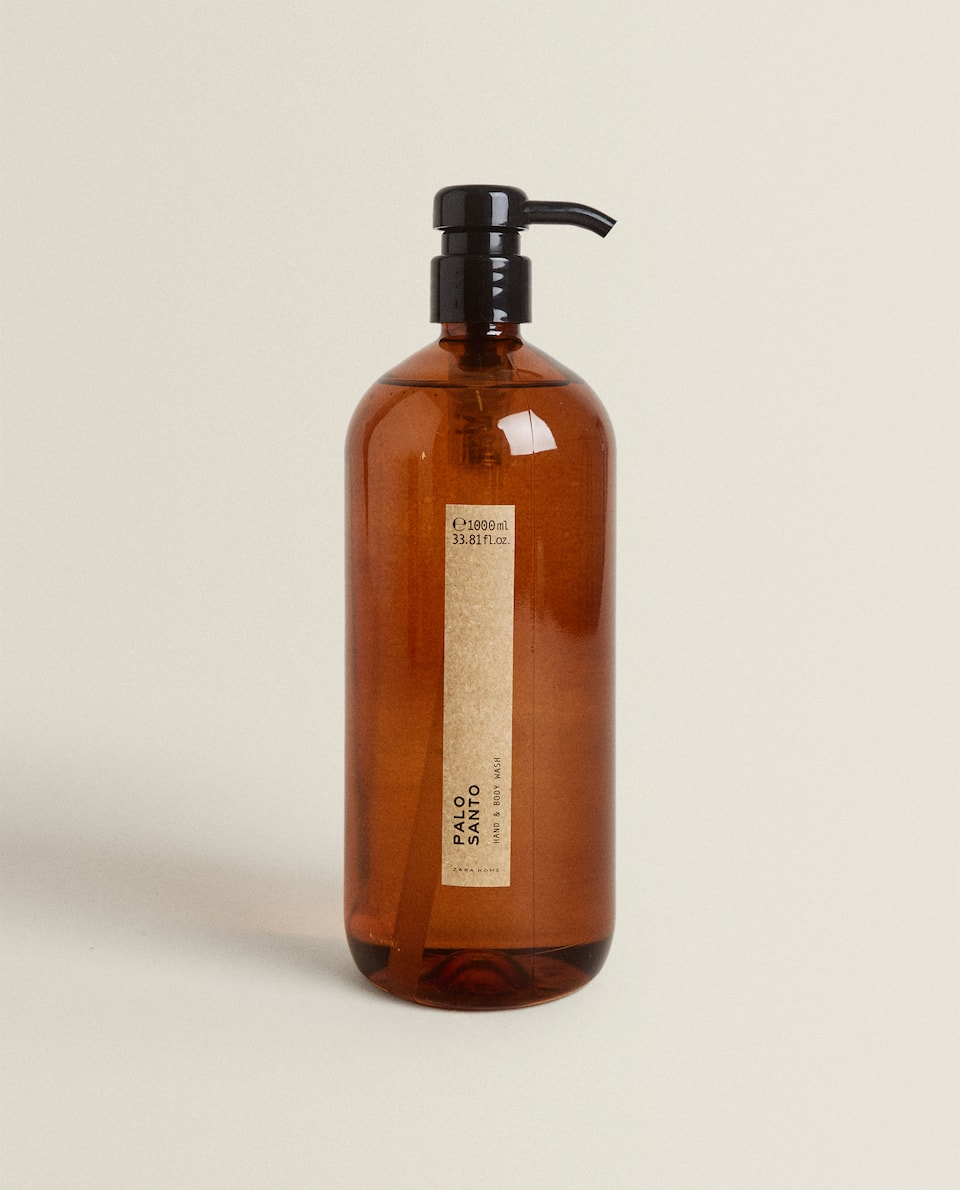 PALO SANTO LIQUID BODY SOAP (1 L)