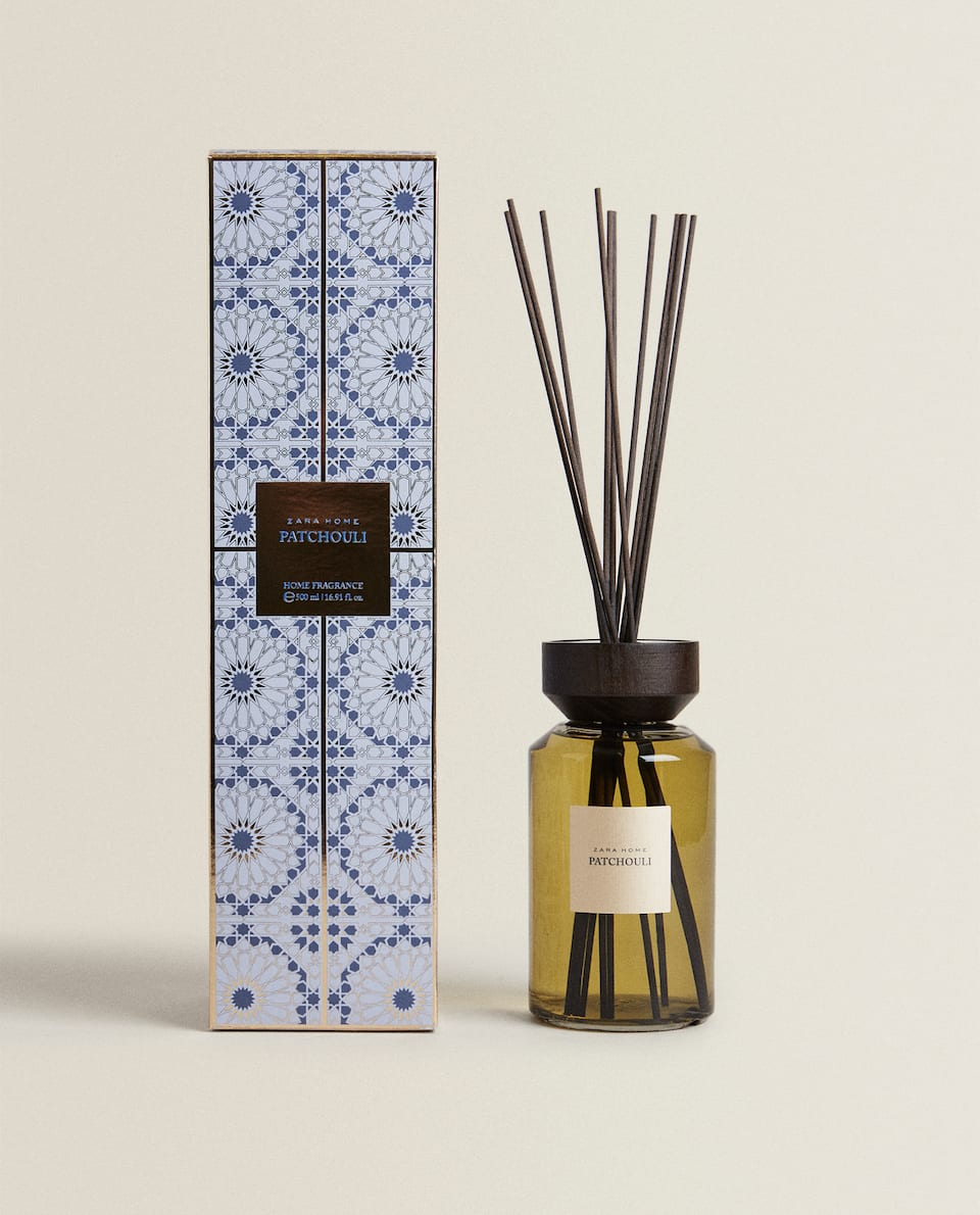 (500 ML) PATCHOULI REED DIFFUSER