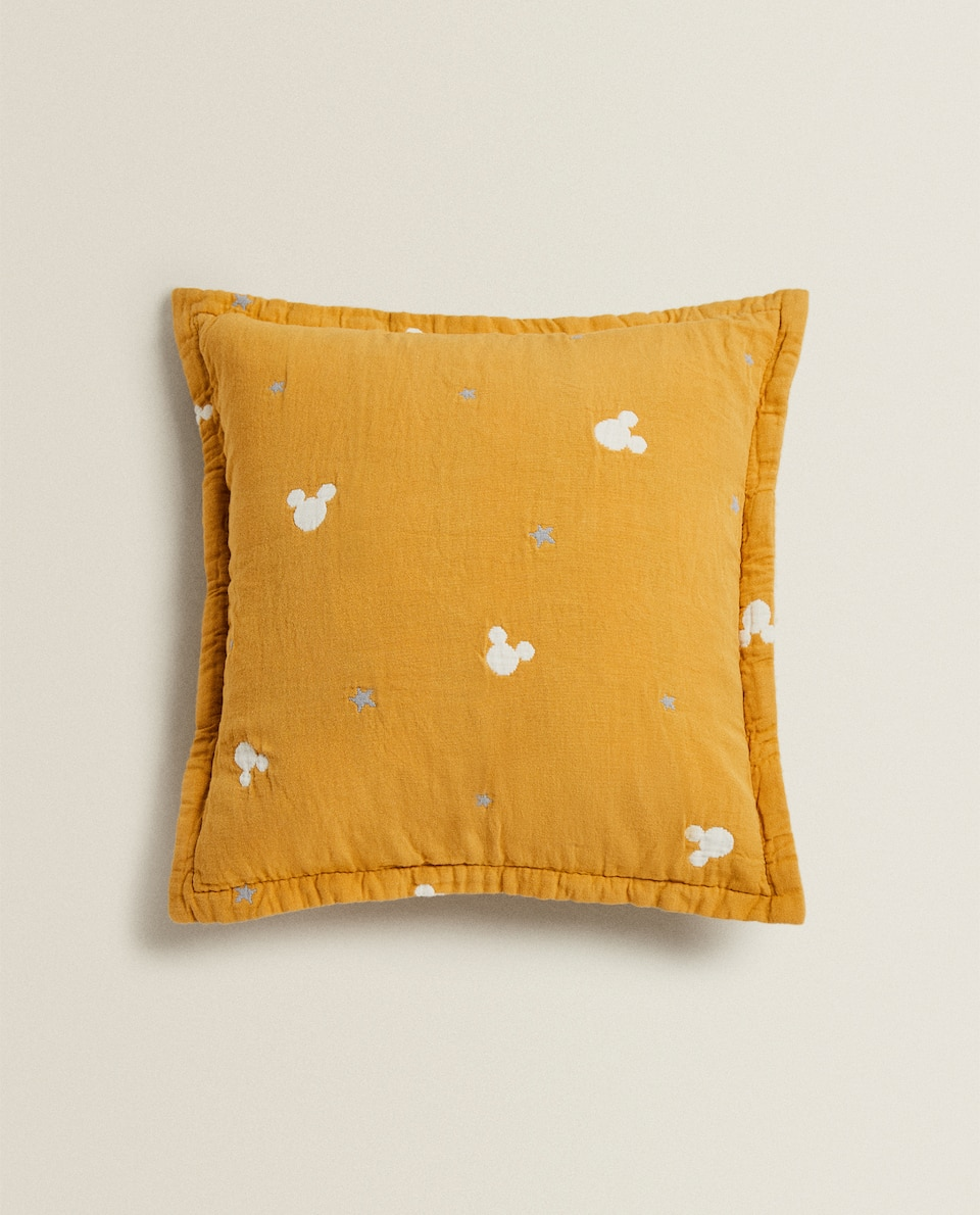 MICKEY JACQUARD CUSHION COVER