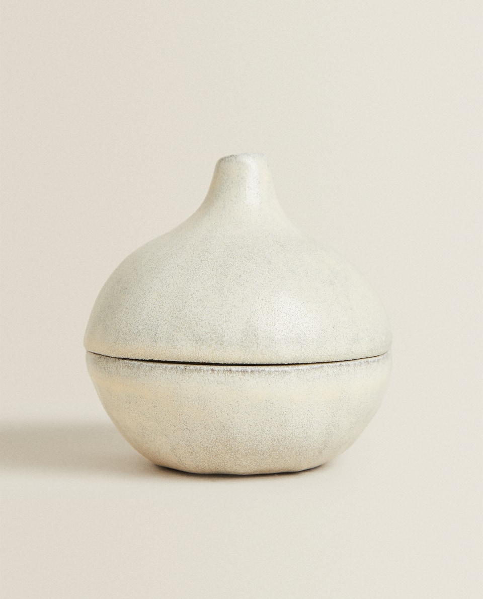 TERRACOTTA ONION JAR