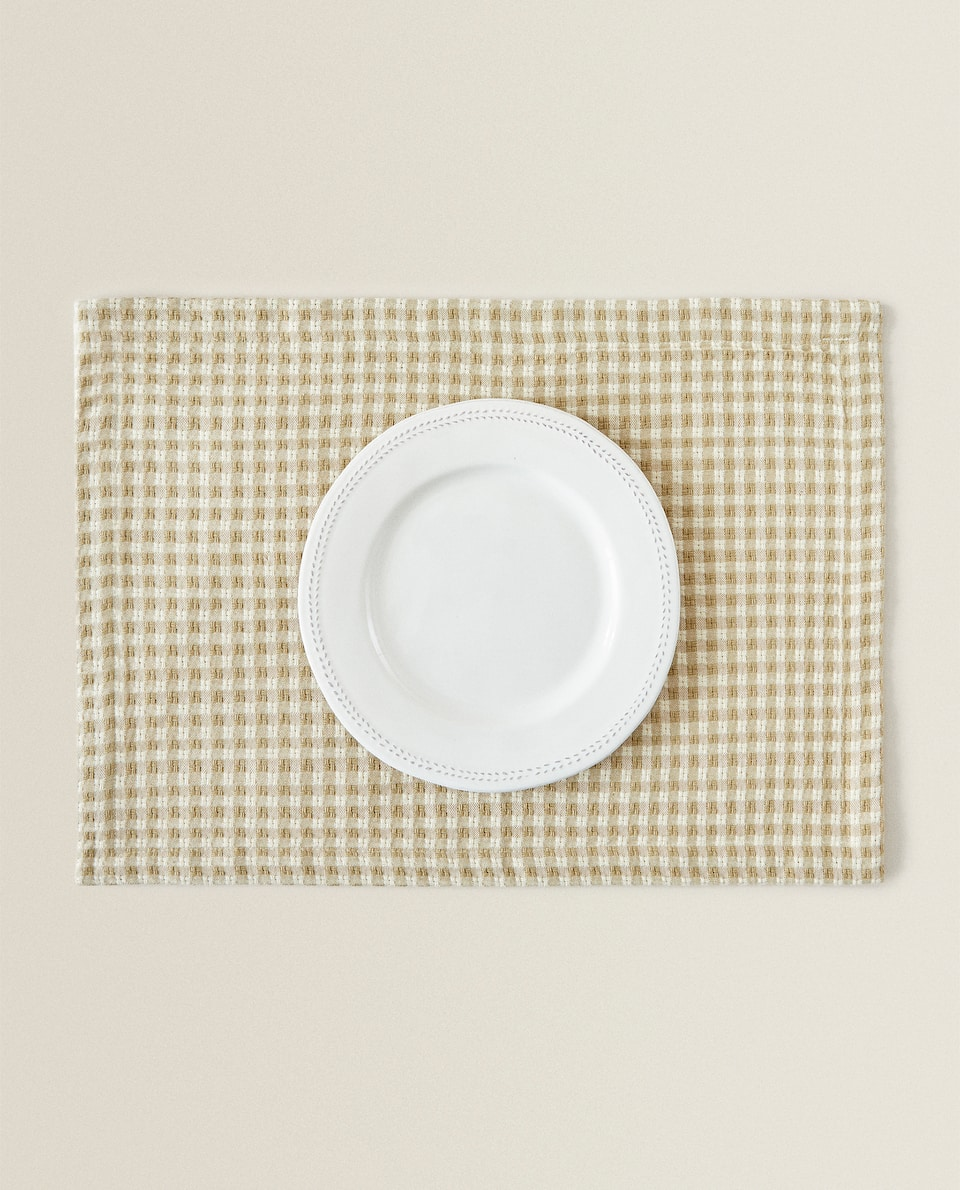 CHECK PLACEMAT