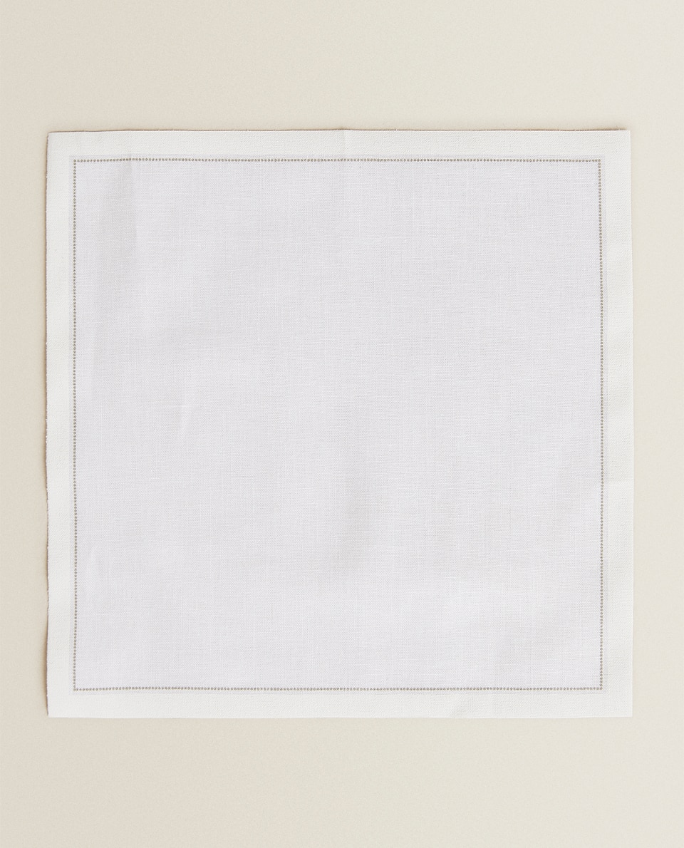 ROLL OF REUSBLE NAPKINS (20 units)