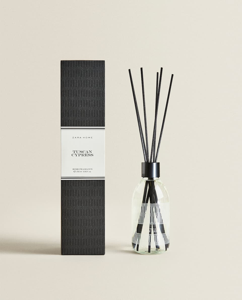 (250 ML) TUSCAN CYPRESS REED DIFFUSER