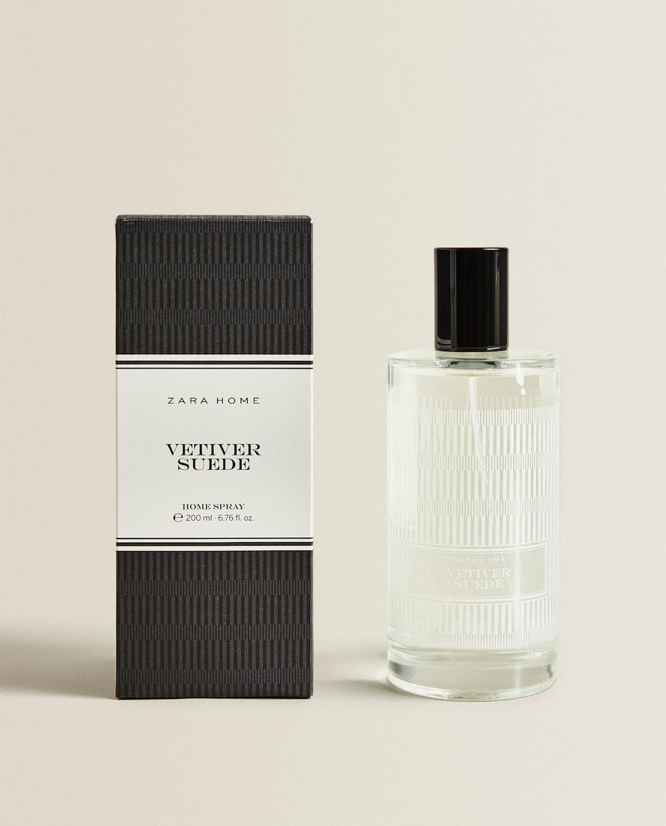 (200 ML) VETIVER SUEDE DIFFUSER SPRAY