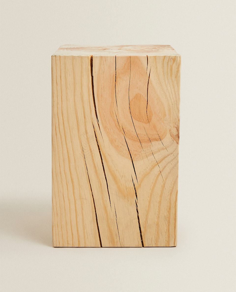 TABLE D'APPOINT BOIS DE PIN