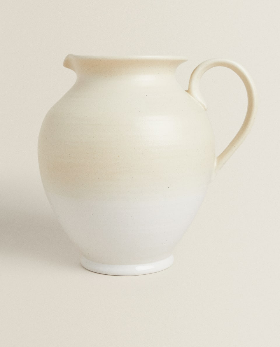 LARGE DECORATIVE JUG