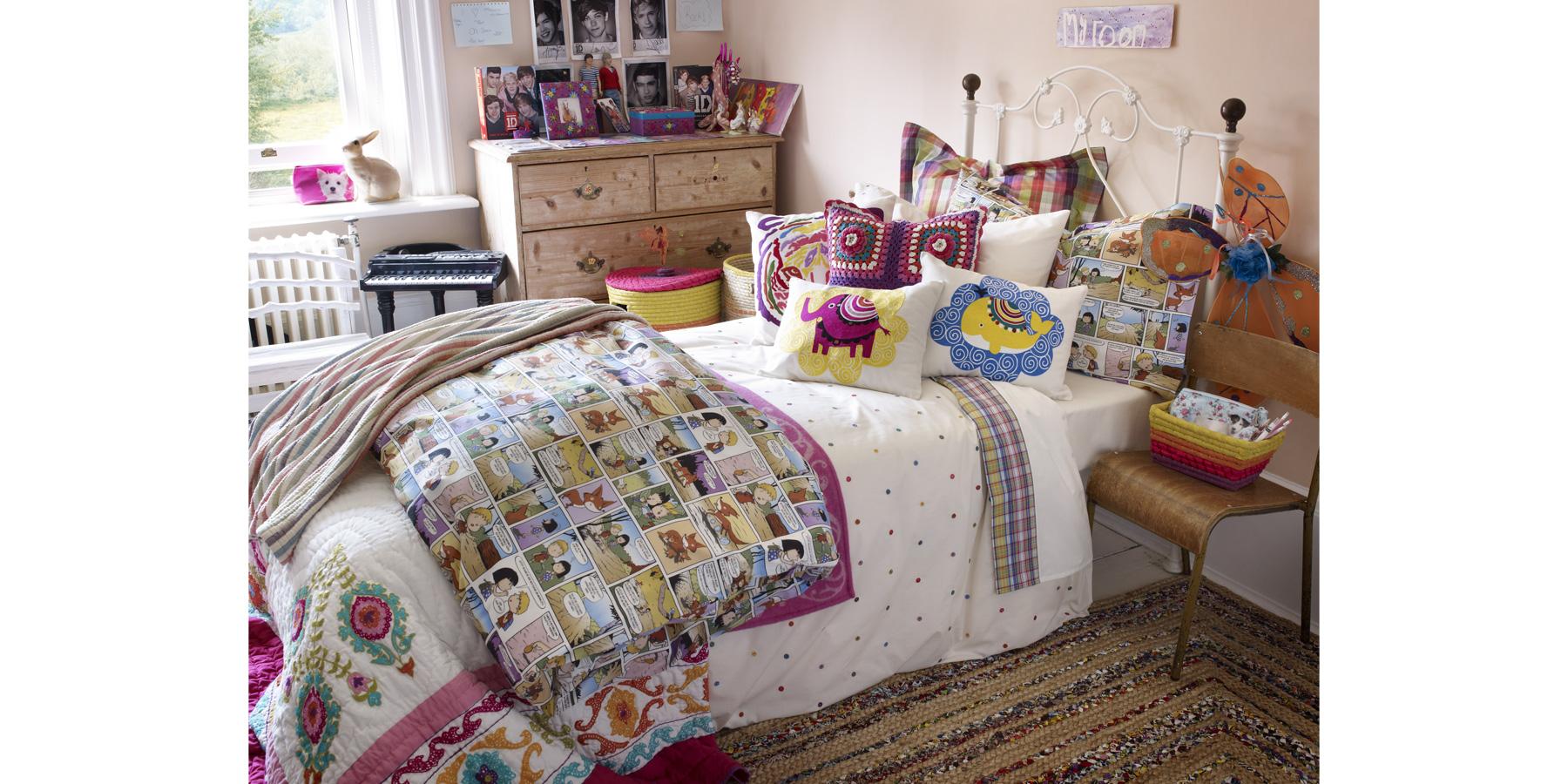 Lo veo y me gusta las camas de zara home for Decoracion de camas zara home