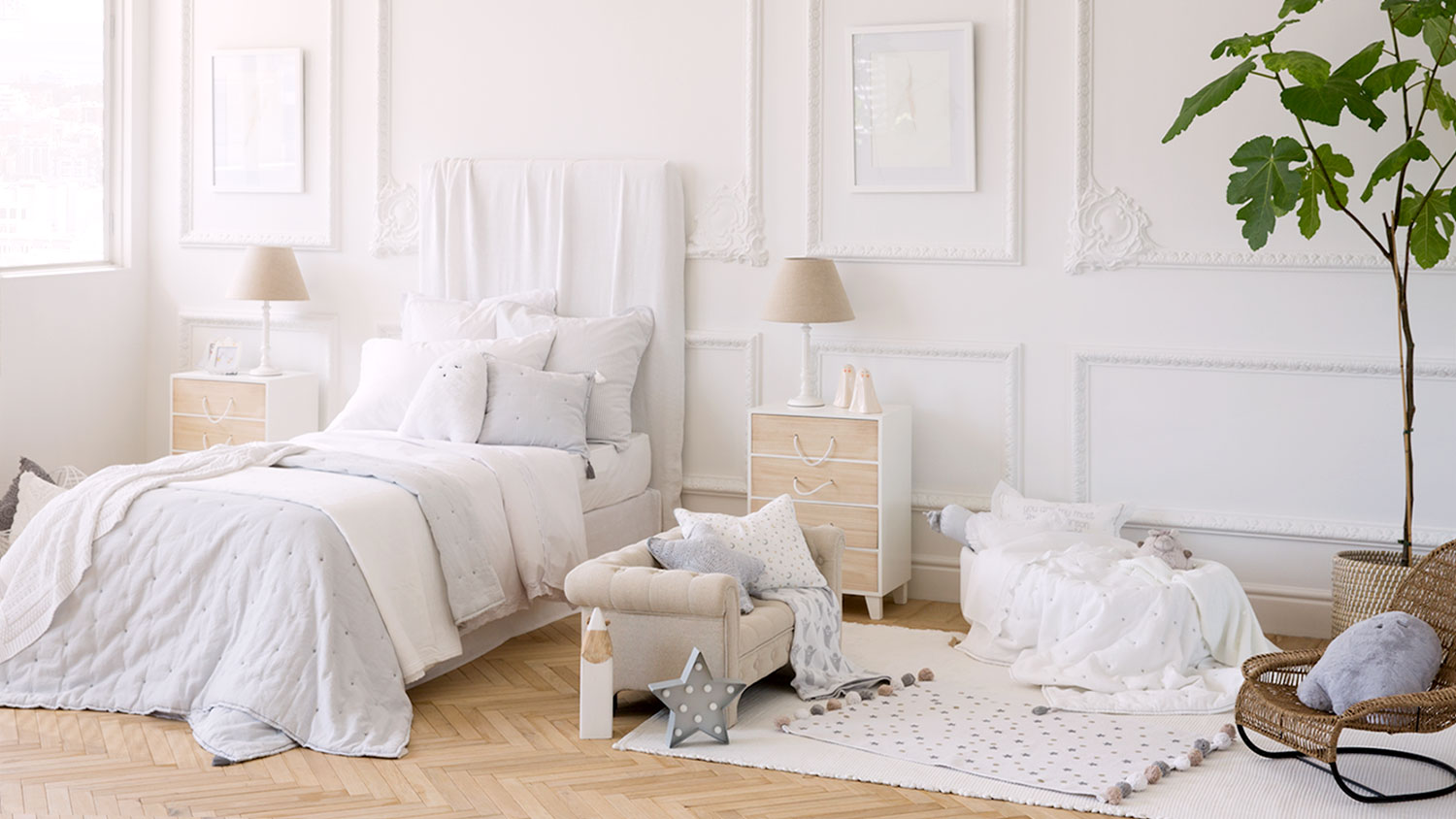 Zara home portugal home page - Cortinas zara home kids ...