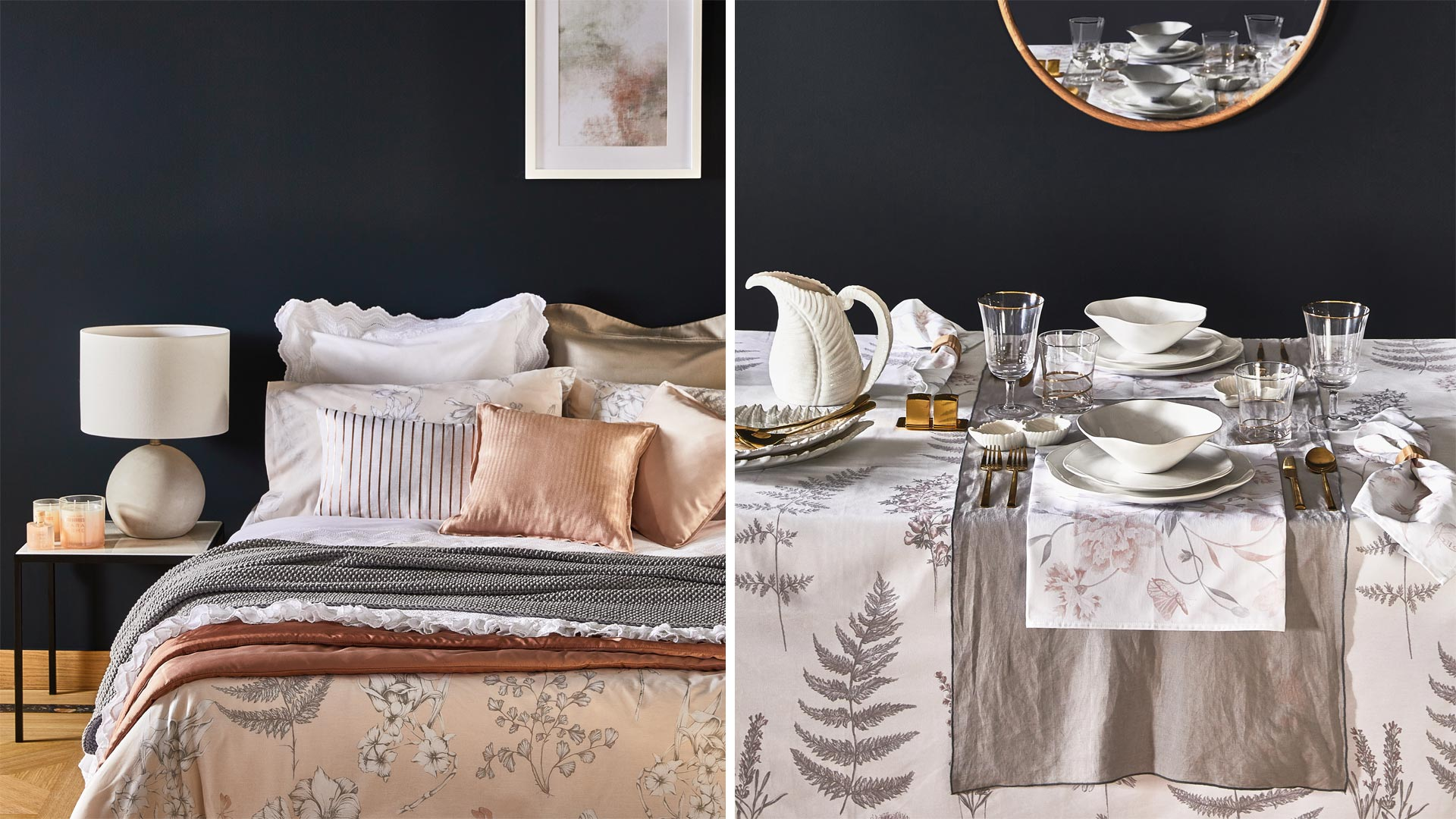 Zara Home Set De Table. Find This Pin And More On Slection Art De La ...